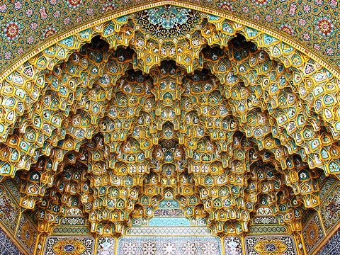 Fatima Masumeh Shrine - Qom, Iran