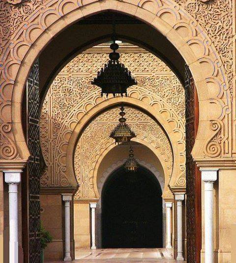Royal Palace, Rabat, Morocco